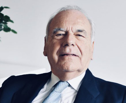 Rafael Benjumea Cabeza de Vaca, presidente de la Fundación Duques de Soria y del Patronato de la Fundación Río Tinto. Foto: Fundación Río Tinto