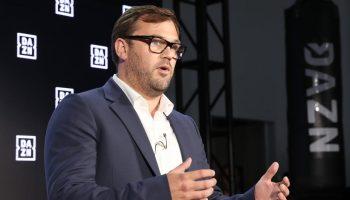 """DAZN: El acuerdo con la Serie A es un """"punto de inflexión"""" para el streaming de deporte"""