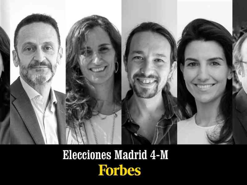Elecciones Madrid 2021: las medidas económicas de los programas electorales