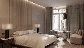 Marriott International. Nueva marca de lujo en Madrid en 2022