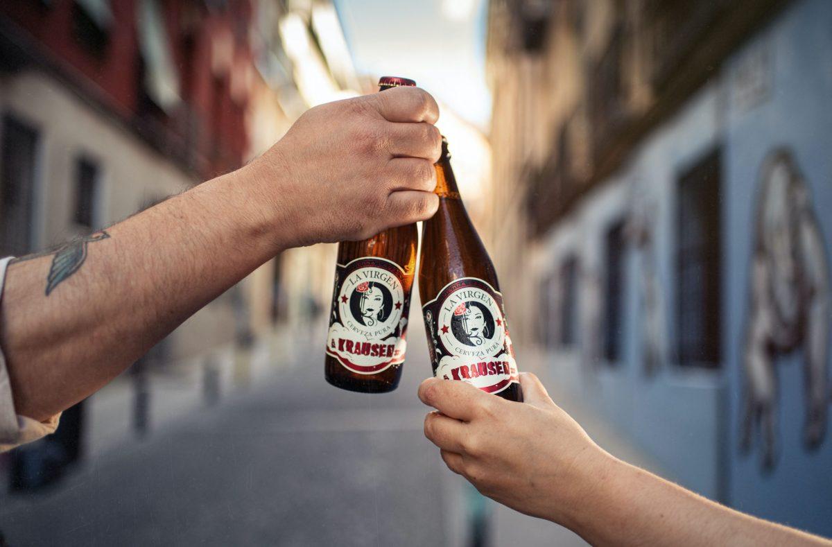 Nueva variedad Kraussen de Cervezas La Virgen