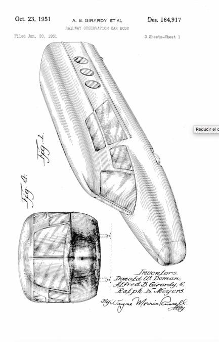 Patente Railway Observation