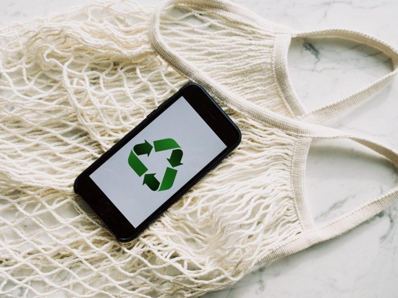 Día Mundial del Reciclaje. Foto: Ready Made (Pexels)