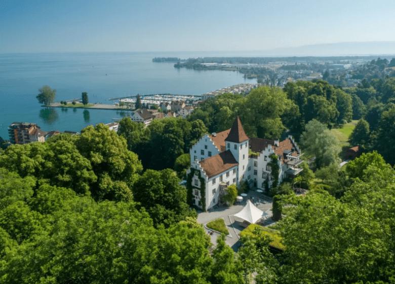 Schloss Wartegg***S, Rorschacherberg. Turismo Suiza