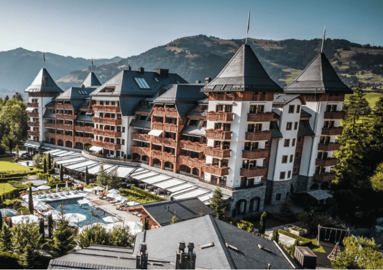 The Alpina Gstaad*****S, Gstaad. Turismo Suiza