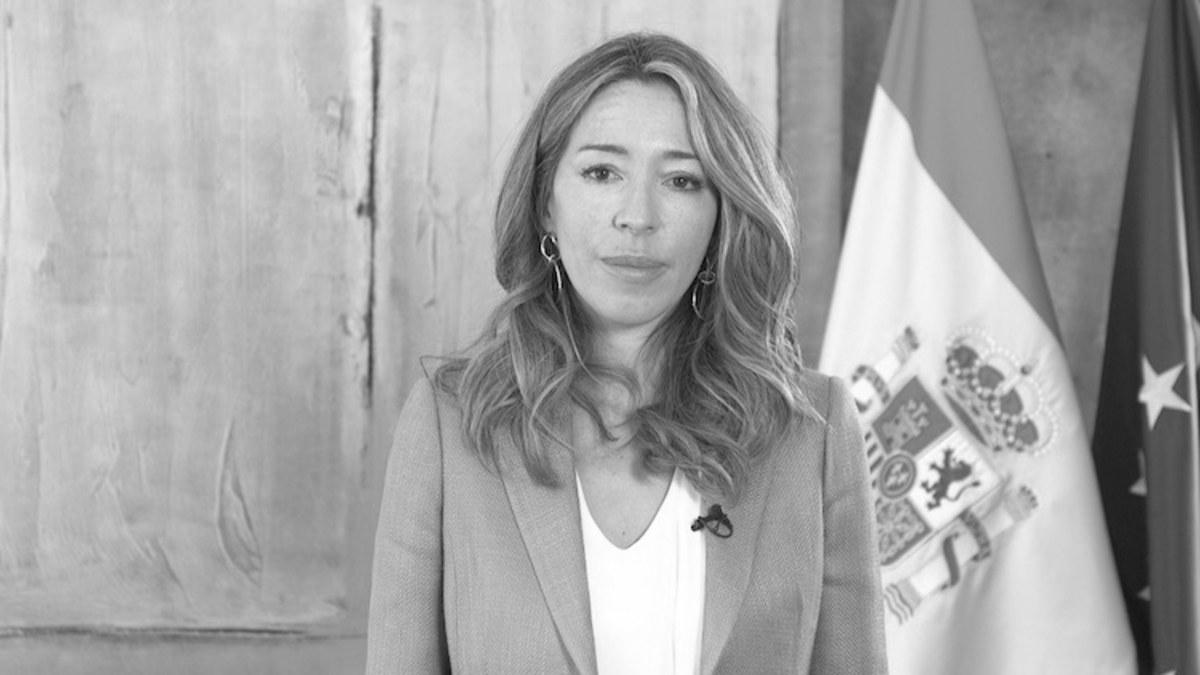 Xiana Margarida Méndez Bértolo, presidenta de ICEX y Secretaria de Estado de Comercio