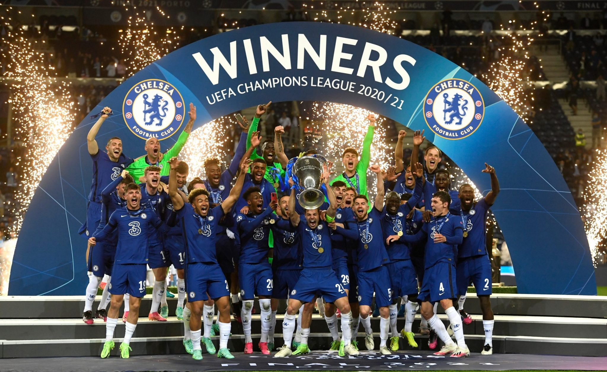 El Chelsea FC, campeón de la Champions League, en cifras | Forbes España