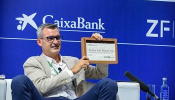 El Círculo de Economía concede el Premio José Manuel Lara a David Pellicer, CEO y Fundador de Etnia Barcelona