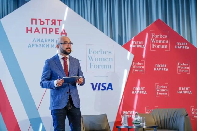 Веселин Димитров – редакционен директор, Forbes България