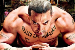 Ghajini: First film to gross 100 crore