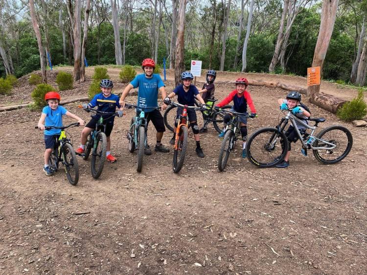 Brisbane Mountain bike Kids