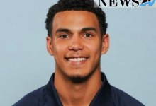 Photo of Daniel smith American football player
