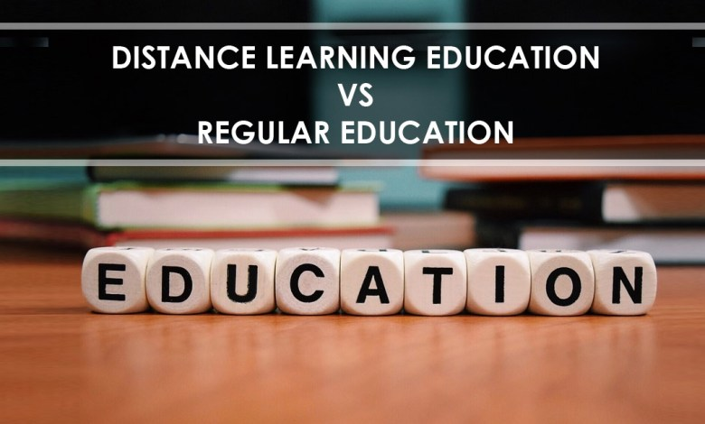 Photo of Distance Learning Education Vs Regular Education