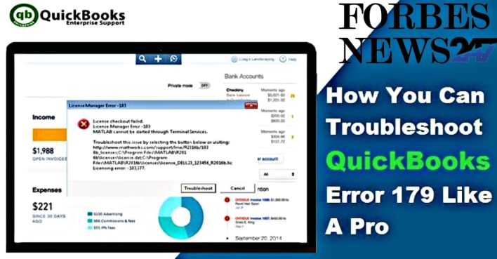 About the QuickBooks Mistake 179?