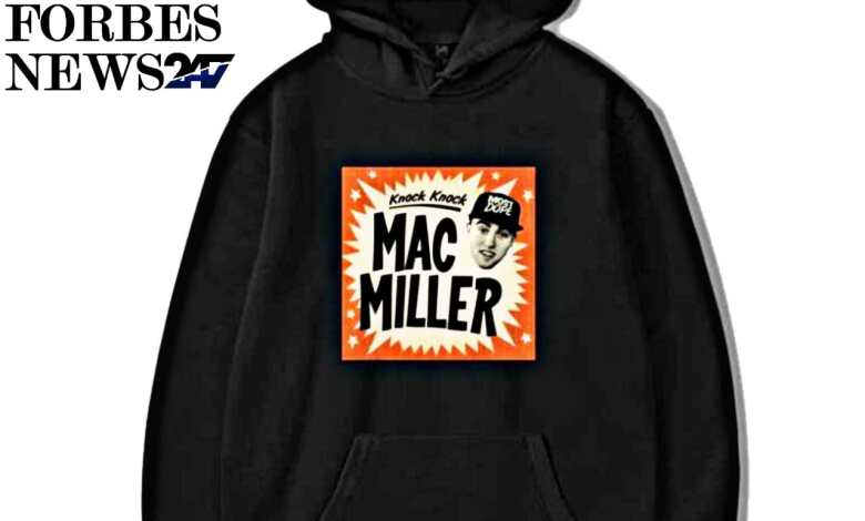 mac miller merchandise and Official Shop