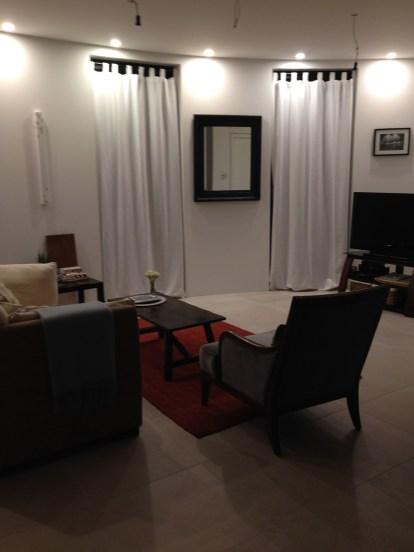 Circle Living Room