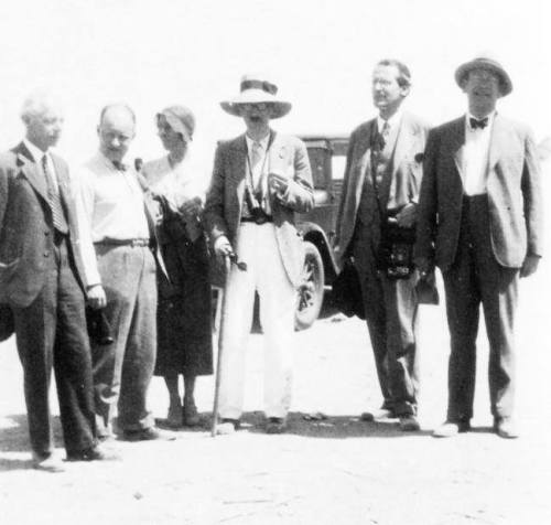 Conf. on Arab Music 1932: Bartók, Hindemith and Wellesz