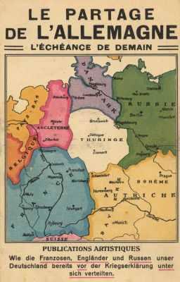 A split Germany
