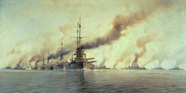 The Austrian Fleet