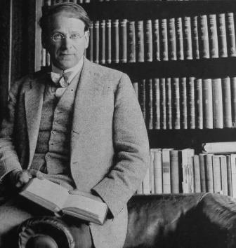 Wellesz in Oxford with his library safely rescued 1938
