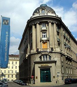 The Arnold Schoenberg Center in Vienna