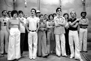 First cast of 'A Chorus Line'1974 Phoenix Theater NY
