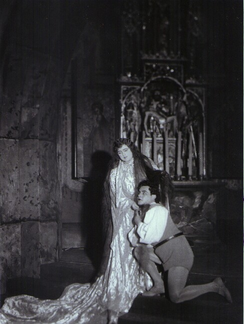 Lehmann and Kiepura in Vienna's 'Heliane' 1927