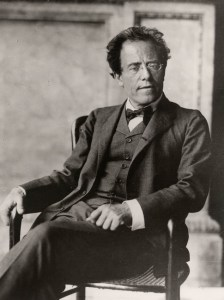Gustav Mahler, mutual friend and patron of the Korngolds in Vienna