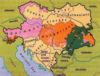 Austria-Hungary at the time of Rathaus's birth