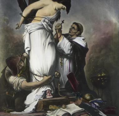 Hexenverbrennung-im-16-Jahrhundert