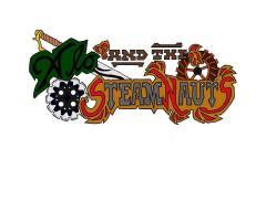 alo & the steam nauts logo