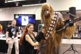 Wookie hugs