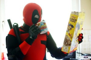 Deadpool cosplayed by tinytinysquid, http://tinytinysquid.tumblr.com/post/49766115193/photos-carlos-deadpool-tinytinysquid-me ... photographed by Carlos Adama. https://www.flickr.com/photos/carlos_adama/8709505015/in/pool-gamma_squad ... Submitted via our Flickr Group. http://www.flickr.com/groups/gamma_squad/