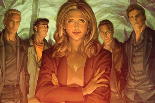 Whedon Fox Taking The Buffy Comics License