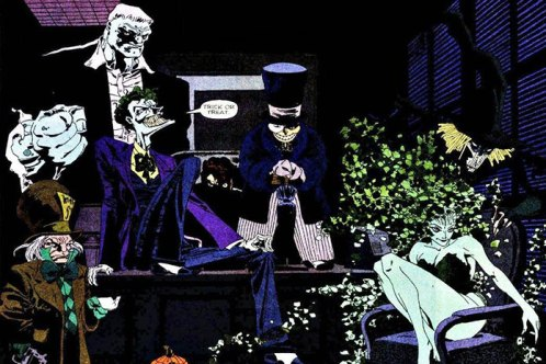 Batman Long Halloween Becomes Dcau Film