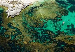 Reef mooring