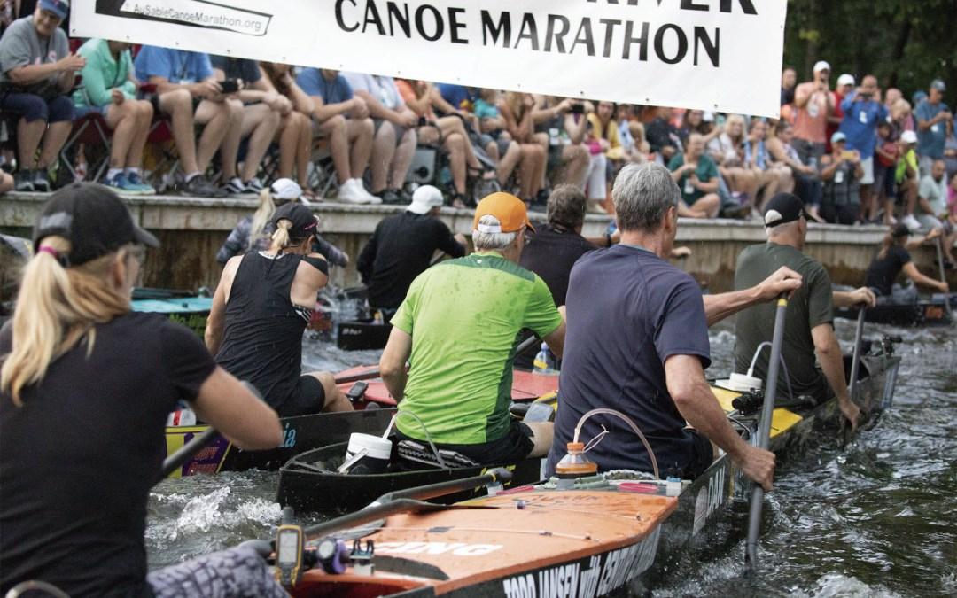 Businesses Eagerly Anticipate Return of AuSable River Canoe Marathon
