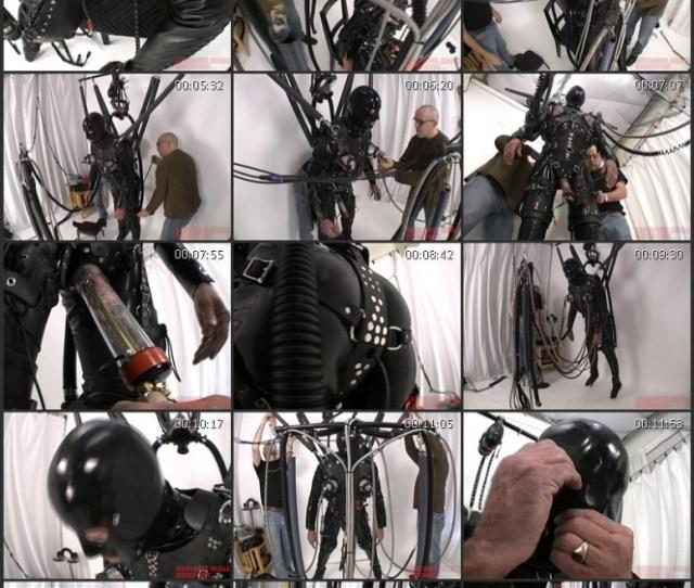 Jg Leathers Creature Re Edited R  Seriousmalebondage Com