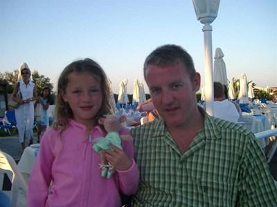 Poppy & Dad