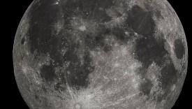 Earts natural satellite Moon
