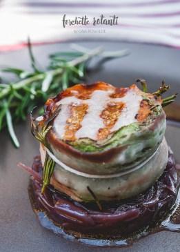 Filetto di maiale con pancetta