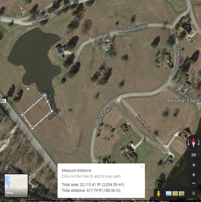 Investment/Weekend property ~ 1/2 Acre, Clear Lot with Pond 1