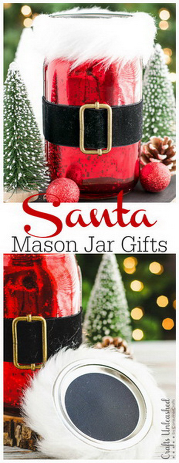 Creative Ways To Use Mason Jars This Christmas For Creative Juice