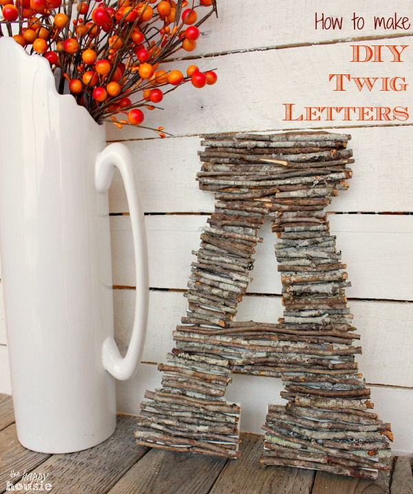 Rustic Decor Ideas Diy: 20+ DIYs For Your Rustic Home Decor