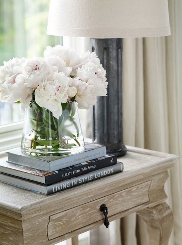 30 Beautiful Spring Living Room Decoration With Flowers And Vases Rhforcreativejuice: Pictures For Living Room Flowers At Home Improvement Advice