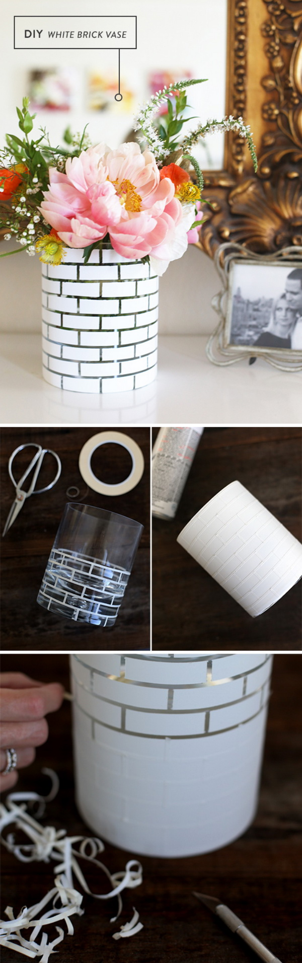 Budget Friendly DIY Home Decor Projects with Tutorials - For