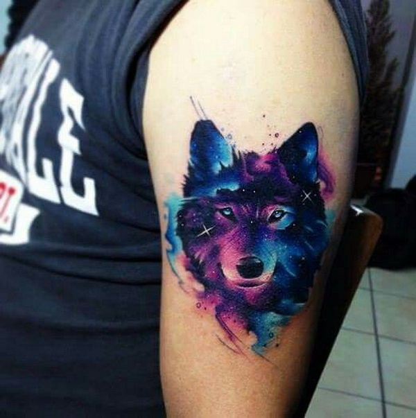 Tattoo Ideas Color 85: 60 Awesome Watercolor Tattoo Designs
