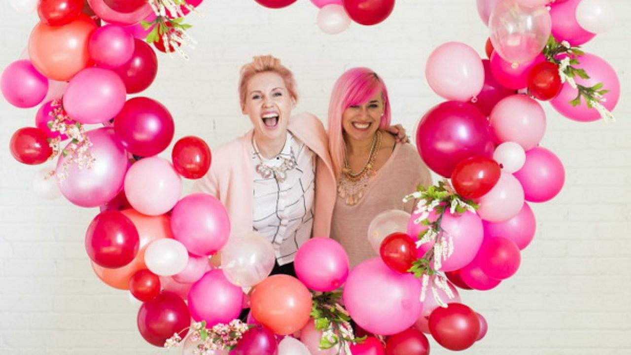 50+ Pretty Balloon Decoration Ideas - For Creative Juice