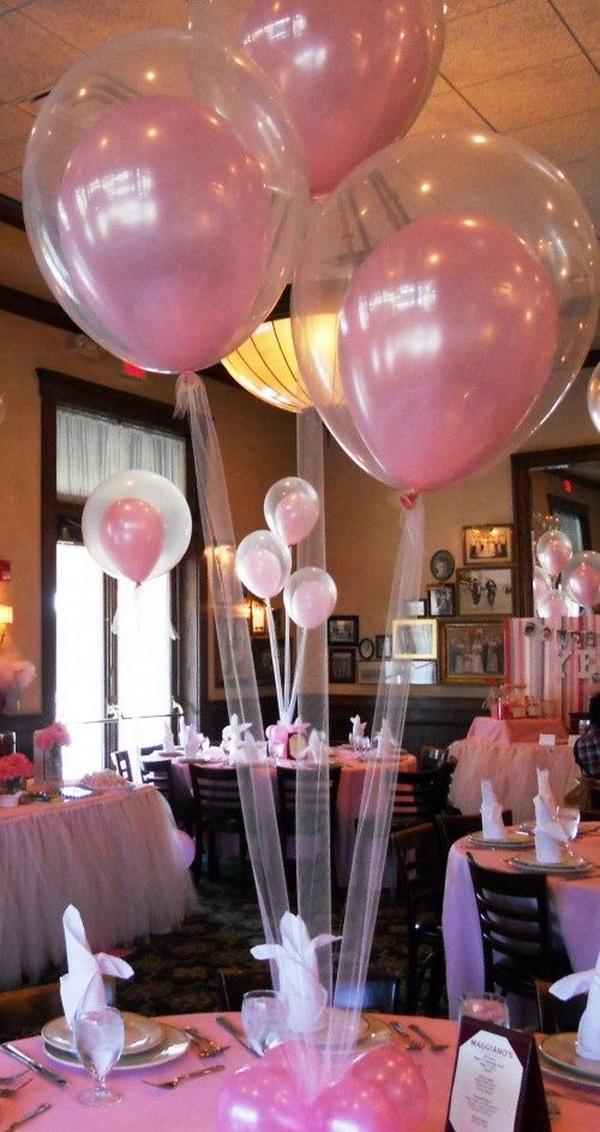 Double Balloons & Tulle.