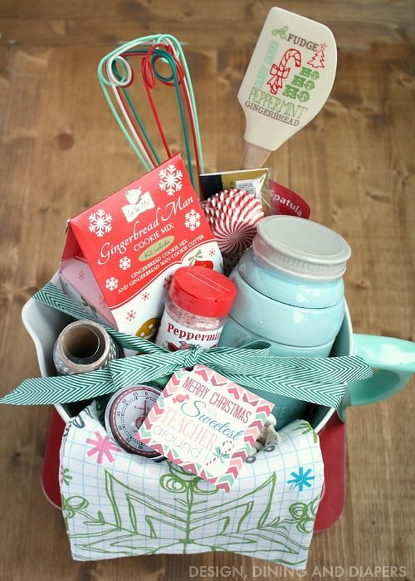 Perfect Gift Basket.